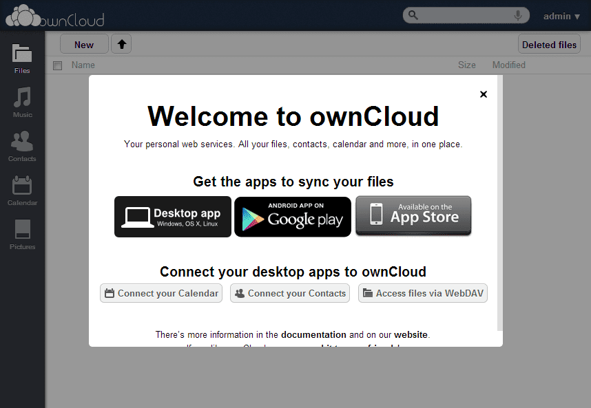 OWNCLOUD SERVER WINDOWS TÉLÉCHARGER
