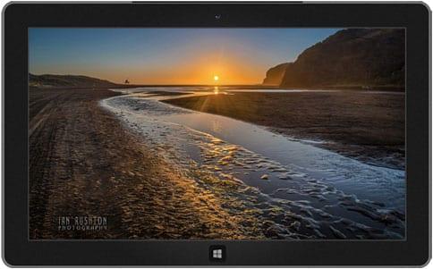 New Zealand Landscapes: West Coast theme