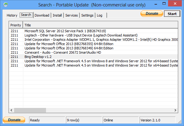 Install Windows Updates without Internet Connection Using