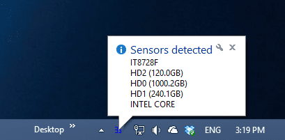 SpeedFan: A Hardware Monitoring Tool for Windows - Next of
