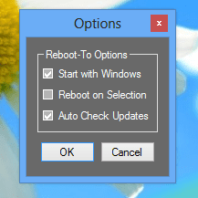Reboot-To - Options