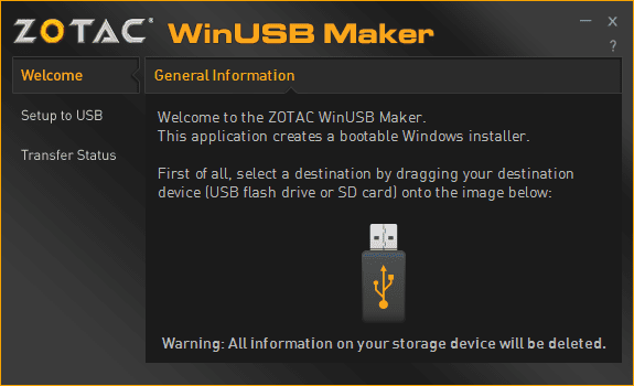 create bootable usb win 7 install