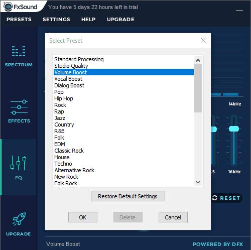 FxSound - How To Add Sound Equalizer on Windows 10