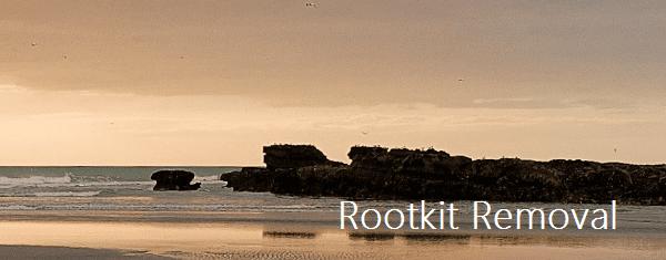 Rootkit Removal Splash