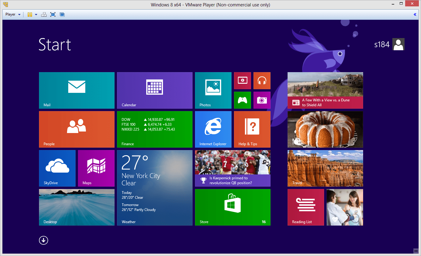 VMware Player 6 Released with Full Windows 8 1 Support - Next of Windows