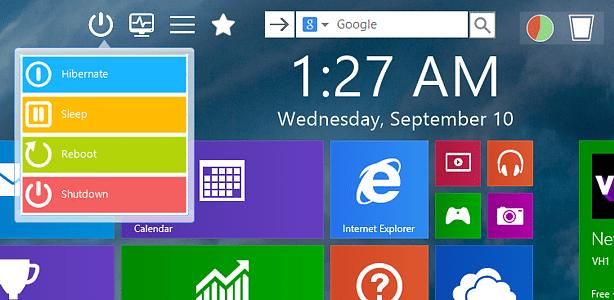 Adding Customizable Widgets To Windows 8 Start Screen - Next of Windows