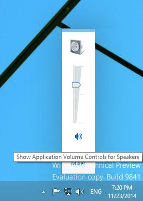 Windows Audio Control