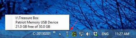 USB Flash Drives Control