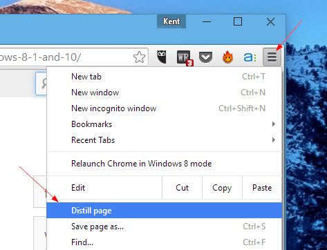 How To Enable Chrome Reader Mode on Windows Desktop - Next