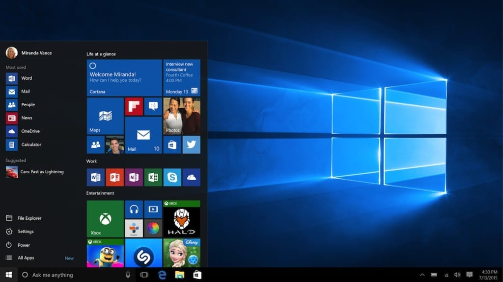 Remarkable The Windows 10 Default Desktop Wallpaper Unveiled Next Of Download Free Architecture Designs Intelgarnamadebymaigaardcom