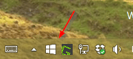 Windows 10 upgrade icon