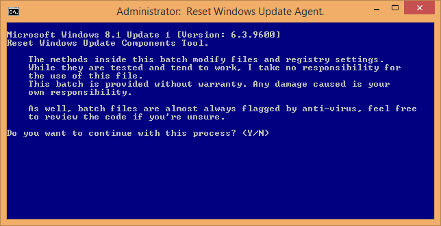 windows update repair tool windows 8