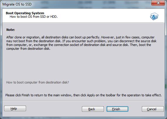 move windows 10 to ssd clonezilla
