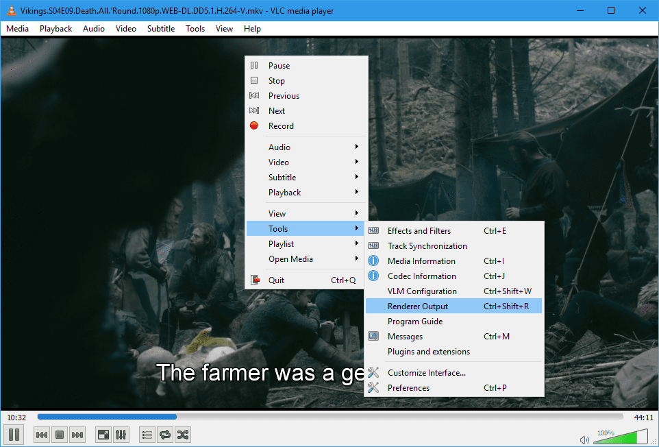How To Stream From VLC Player to Chromecast on Windows