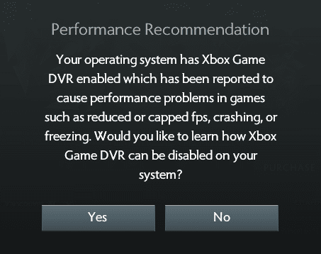 Xbox Game DVR Slow Performance