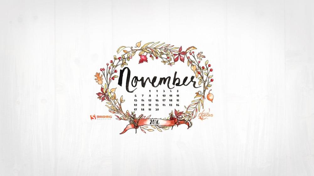 Calendar On Wallpaper Mac : Download smashing magazine desktop wallpaper calendar