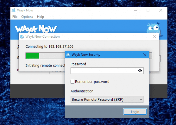 wayk-now-to-connect