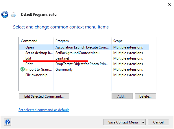 2016 12 27 1214 - How To Easily Change Windows 10 Default Photo Editor