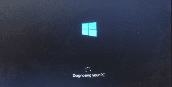 Diagnosing your PC - How To Disable Automatic Diagnose and Repair on Windows 10