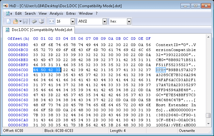 crack vba password without hex editor