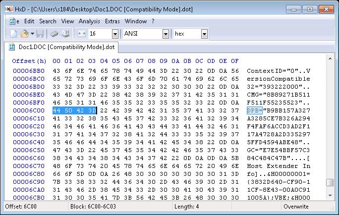 how to crack word 2007 password