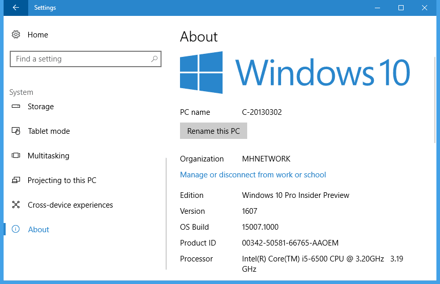 Strange Windows 10 Tip What Does The Version Value Number Mean Home Interior And Landscaping Spoatsignezvosmurscom