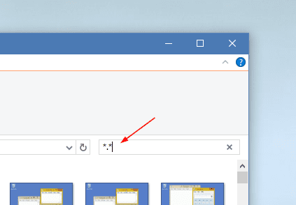 File Explorer searching all files - Windows Quick Tip: How To Move Files from Multiple Subfolders into One Folder