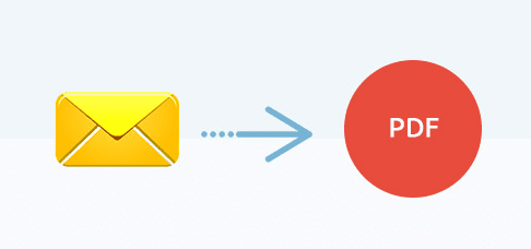 How To Batch Convert Outlook MSG Files into PDF Files on