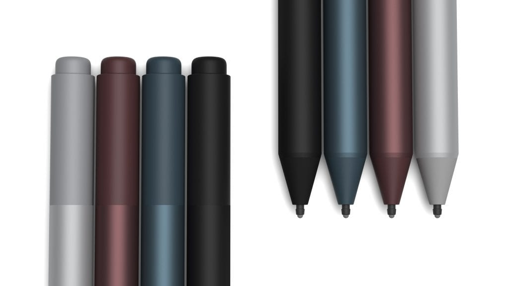 Surface Pen - The New Surface Pro Announced