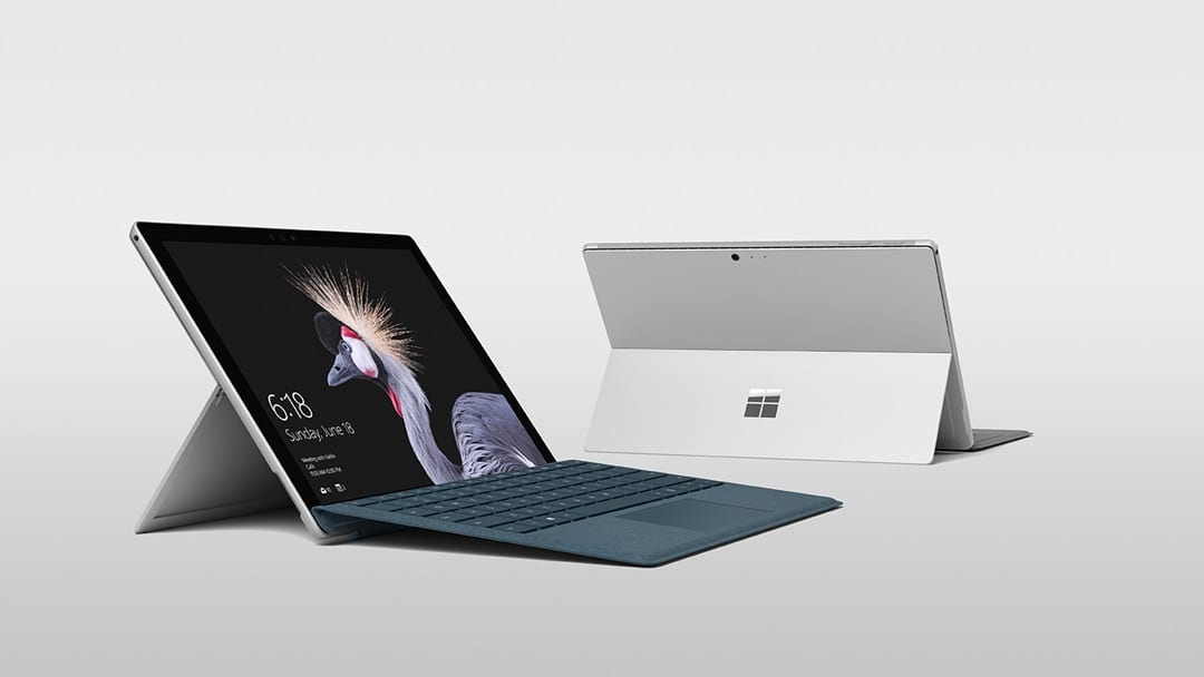 Surface Pro - The New Surface Pro Announced