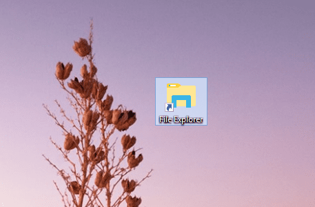 Windows 10 Shortcut of UWP File Explorer - Windows 10 Tip: How To Access the Hidden Universal Windows Platform File Explorer