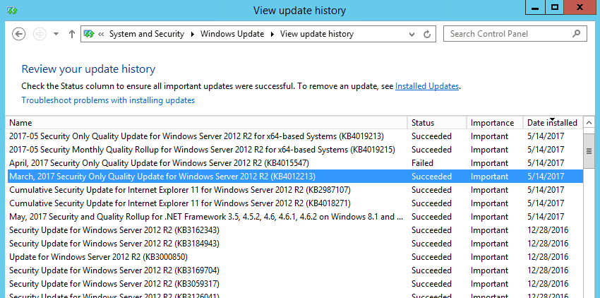 ms17-010 download windows server 2012