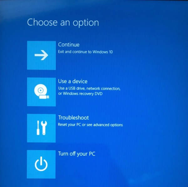 "IMG 3004 600x599 - How To Bypass ""we can't reset your PC while it's running on battery power"""