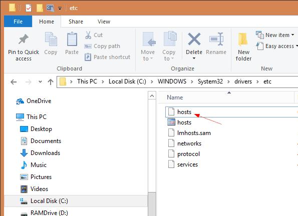 Block website hosts file windows 10 | How to Block Websites