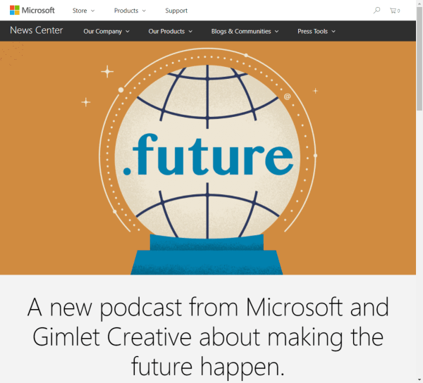 2017 07 10 1743 600x544 - Microsoft launches .future a New Branded Podcast