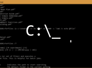 Command Prompt - splash