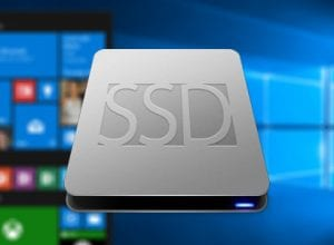 SSD on Windows 10
