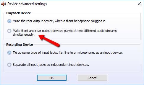 amd audio driver vs realtek