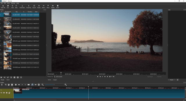 Shotcut Is A Windows Movie Maker Alternative