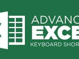 Excel Keyboard Shortcuts – Master Cheat Sheet