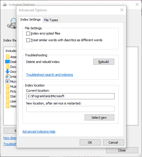where are onenote files stored on my computer