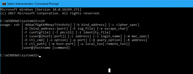 OpenSSH client ssh - 6 SSH Client for Windows to SSH Tunneling into Linux Machines