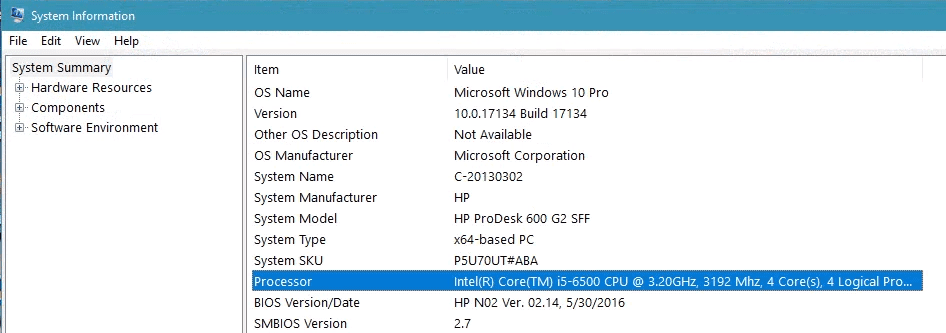 System Information - Why Installing Windows 7 on New HP Lenovo Desktops Failed
