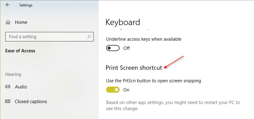 image 1 - How To Use Screen Sketch to Do A Screenshot on Windows 10