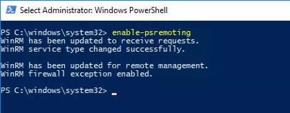 execute remote powershell script with parameters