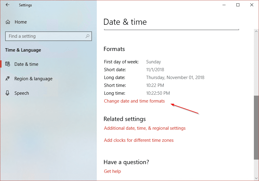 image 5 - Windows Tip: How To Toggle Time Format between 12/24 Hour