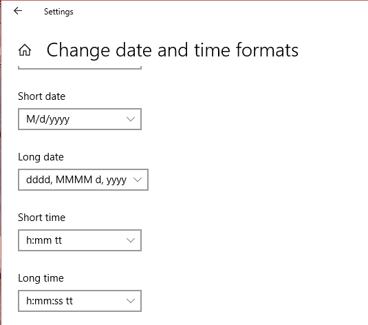 image 6 - Windows Tip: How To Toggle Time Format between 12/24 Hour