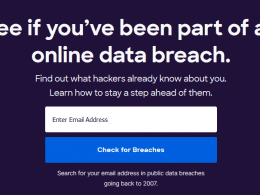 Checking If Your Email Address Has Been Breached with Firefox Monitor