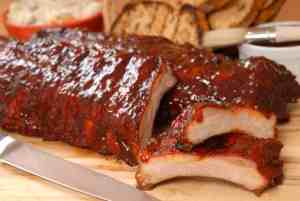 delicious ribs for family menus