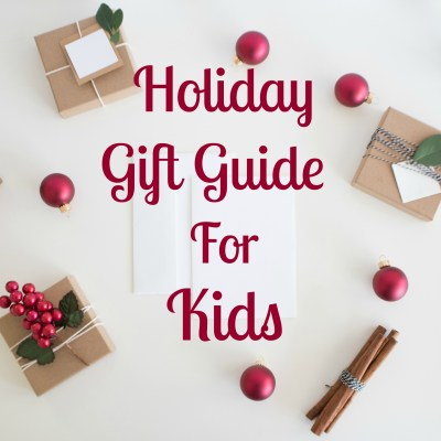 Holiday Gift Guide for Grand Kids